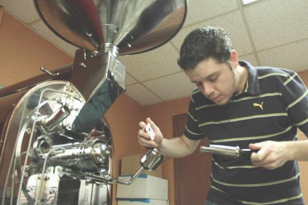 Jeremy Harris Reverb Coffee