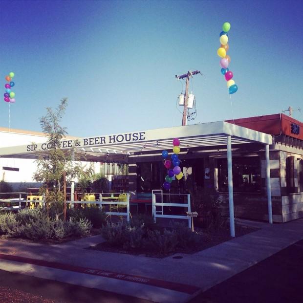 Sip Coffee & Beer in Scottsdale