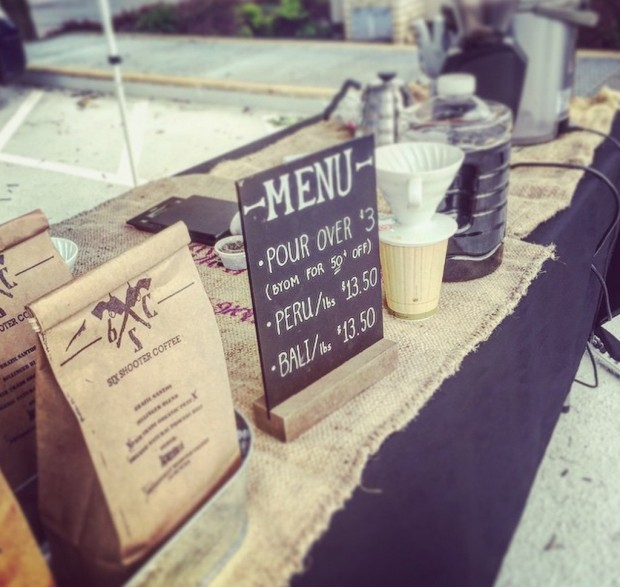 Cleveland's Six Shooter Coffee Aims High with Fresh Roasts and Craft Ceramics