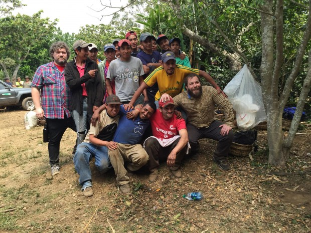 Tanager Coffee's Goal: Rebuild the Las Cruces Soccer Field in El Salvador