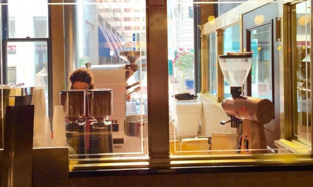 Vent Coffee Roasters: A Breath of Fresh Air in Historic Baltimore at the Argosy Café