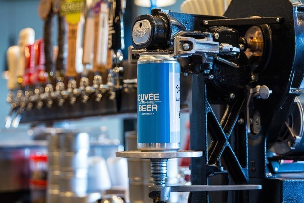"State Officials Seize Cuvee Coffee's ""Crowler"" Equipment"