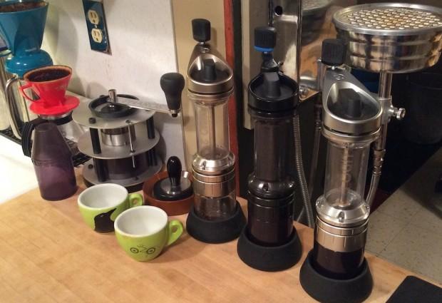 Orphan Espresso's Lido E: The Hand Grinder, Evolved