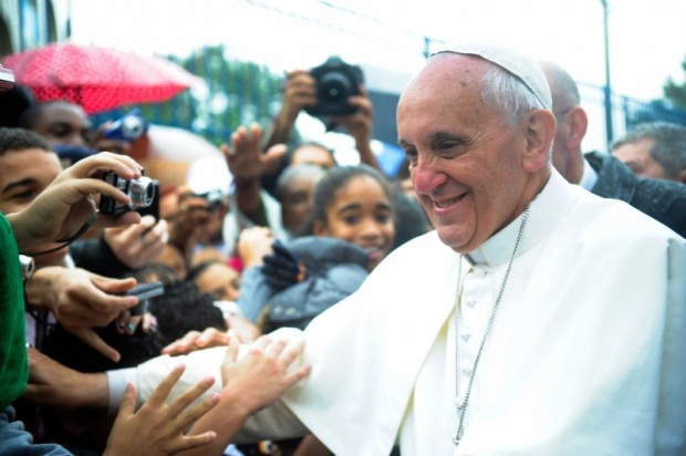 Pope Francis Requested Specialty Coffee for His Historic U.S. Visit