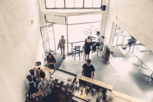 In One Seattle Week, Slate Coffee Roasters Opened Two New Shops