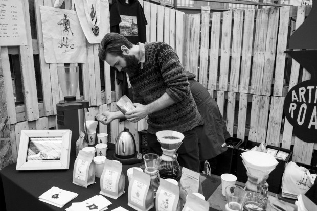 From the inaugural Glasgow Coffee Festival. All photos courtesy of Glasgow Coffee Festival.
