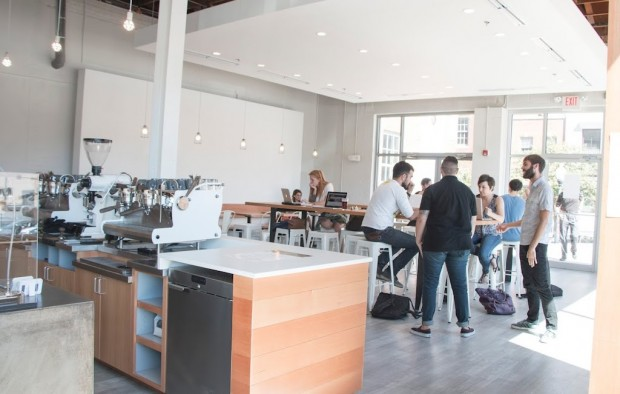 Inside Ceremony Coffee's Stunning New 3,100-s.f. 'Multi-Space' in Baltimore