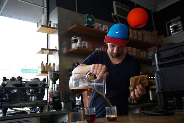 Roasting: An Offer Brooklyn's Coffee Mob Can't Refuse