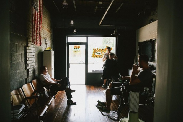 Barbering, Vintage Bikes and Fine Espresso at Turbo Coffee in The Shoals
