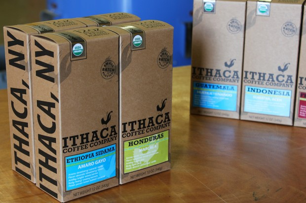 Growing Ithaca Coffee Company Thinks Inside the Box