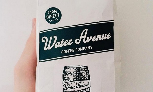 Water Avenue's Pinot Noir Conditioned El Salvador is a Multi Family Affair