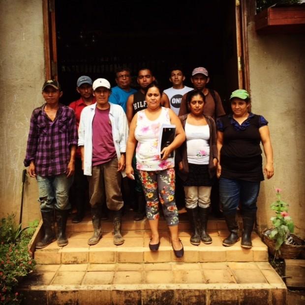 The Fair Trade Committee at La Revancha
