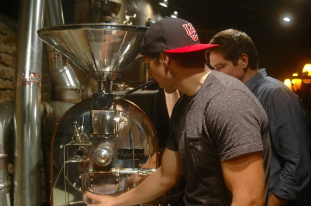 Cincinnati Startup Roastery Alloy Coffee Forging Positive Change at Origin