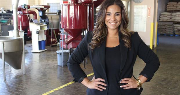 Alyza Bohbot. Photo courtesy of City Girl Coffee.