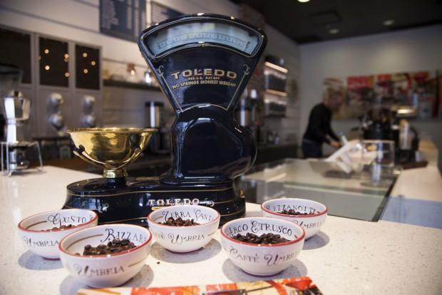 caffe umbria scale