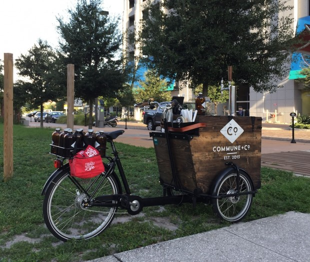 The Commune + Co bike