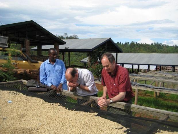 dan clay rwanda coffee