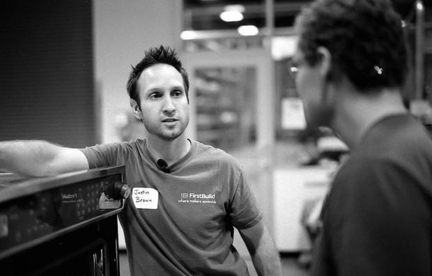 Josh Brown of Firstbuild