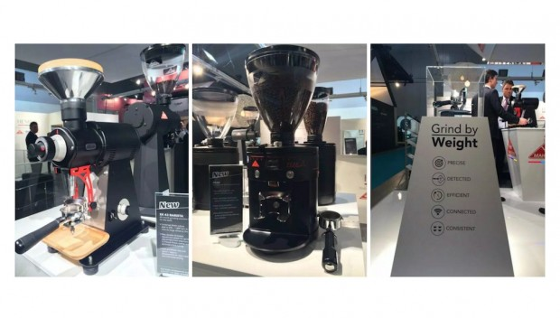 Mahlkönig Launches Peak Grinder, EK43 Barista and Grind-By-Weight Tech