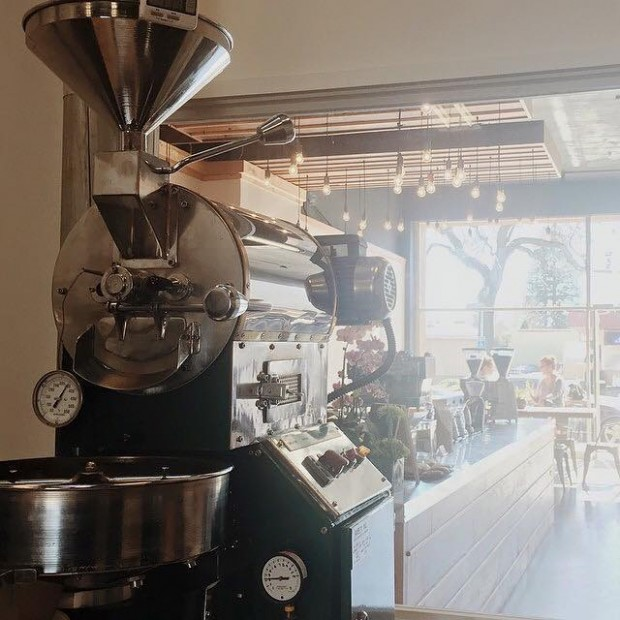 Spearhead Coffee Paso Robles