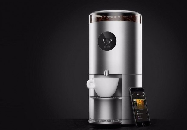 The Spinn Coffee Brewer is Poised to Turn Some Heads