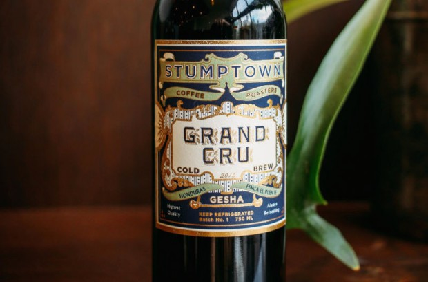 Stumptown Raises the Bar Yet Again with Grand Cru Gesha Cold Brew