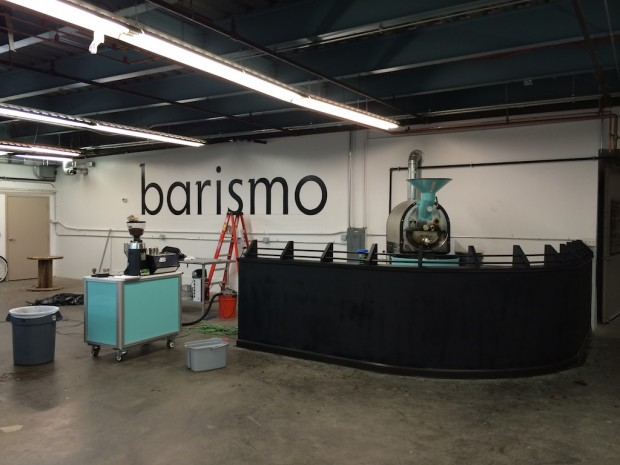 The Barismo roastery