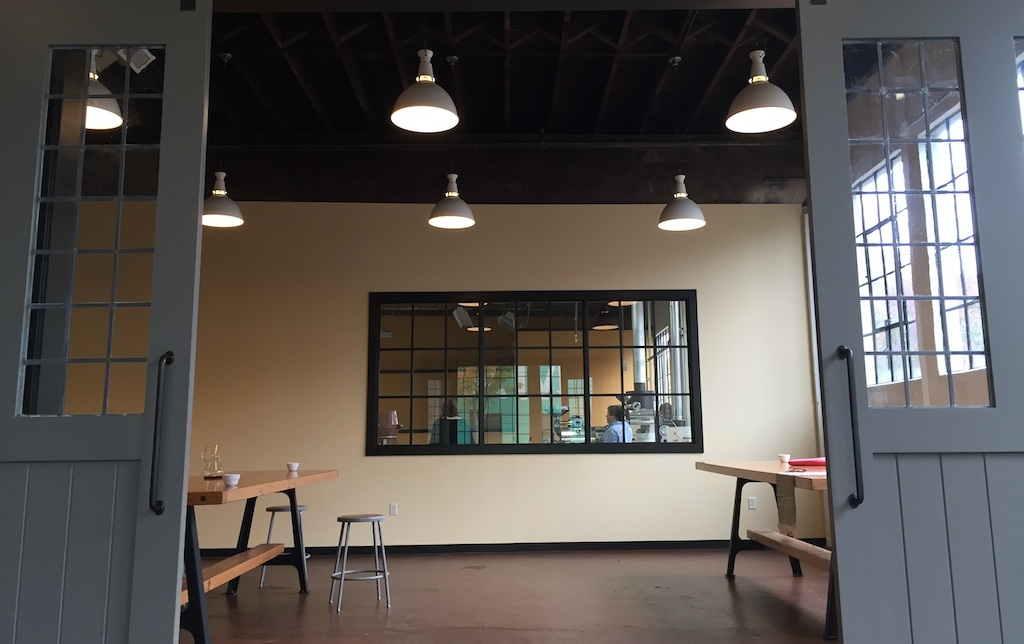 Roaster-Share Facility Buckman Coffee Factory Opens in Portland - Daily Coffee News by Roast ...