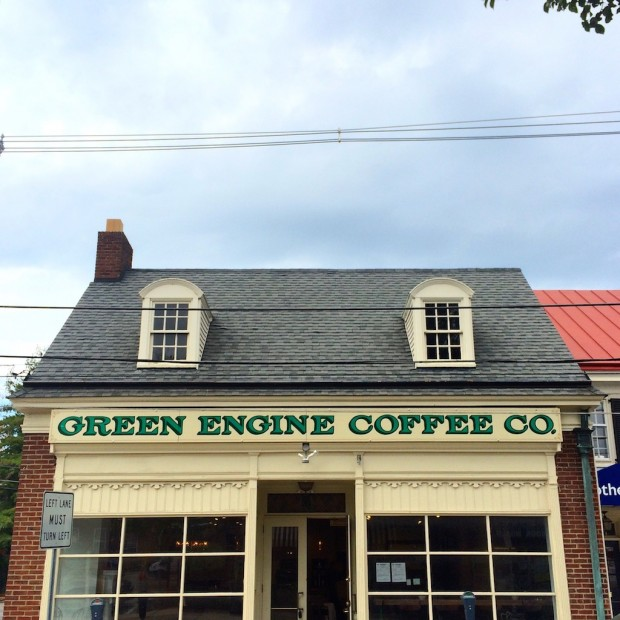 All images courtesy of Green Engine Coffee