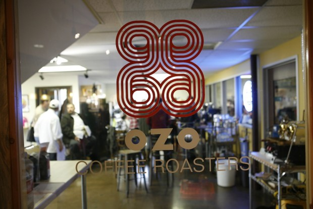 All photos courtesy of Ozo Coffee.
