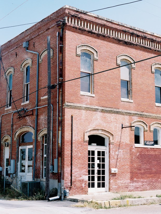 Pinewood occupies approximately 1,000 square feet of the former Masonic Lodge, with other retail tenants on the street level and residential tenants upstairs.