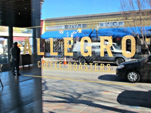 Inside Allegro Coffee Roasters' First Standalone Roastery Café