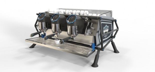 Sanremo Café Racer to Make US Debut at Patrick O'Malley's Infusion Coffee