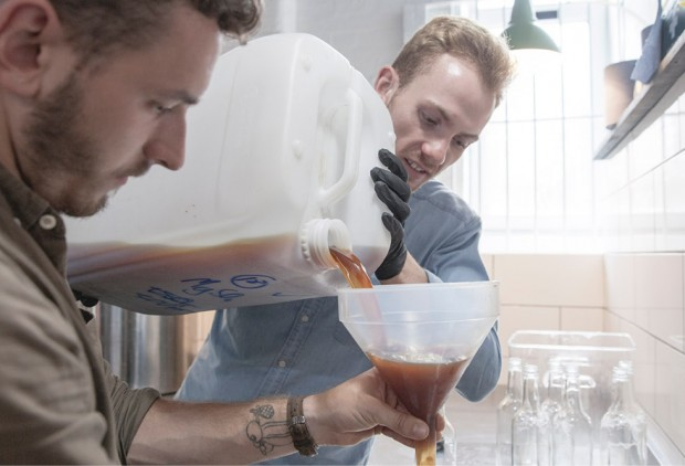 UK Companies Team Up to Study Water Minerals' Effects on Cold Brew