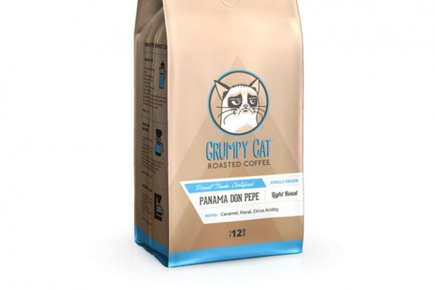 Grumpy Cat Direct Trade Specialty Coffee Exists Now