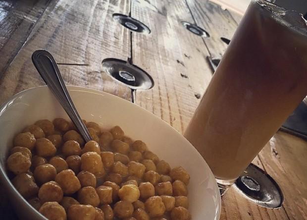 Cereal Killing It at Joseph E. Coffee in San Antonio