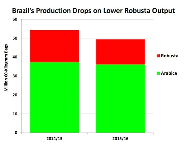 USDA's Biannual Report: Predicted Brazil Shortfall Offset by Gains Elsewhere