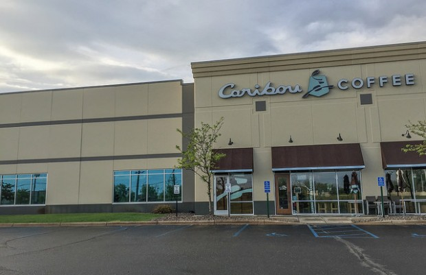 Caribou Coffee headquarters in Brooklyn Center, Minn. Photo by Tony Webster.