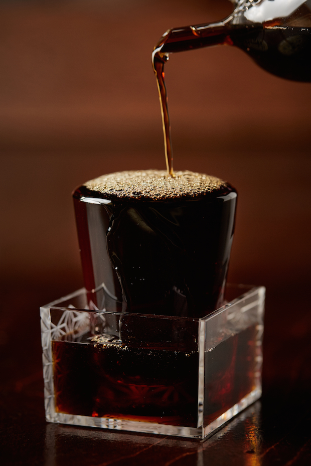 Sawada cold brew at Sawada Coffee USA. Photo by Galdones Photography.