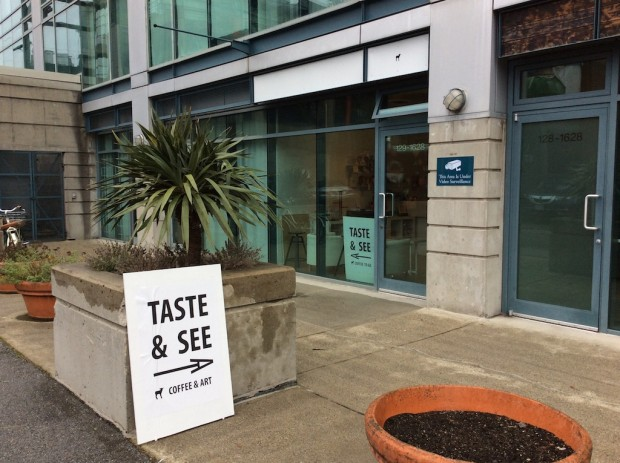 taste and see vancouver