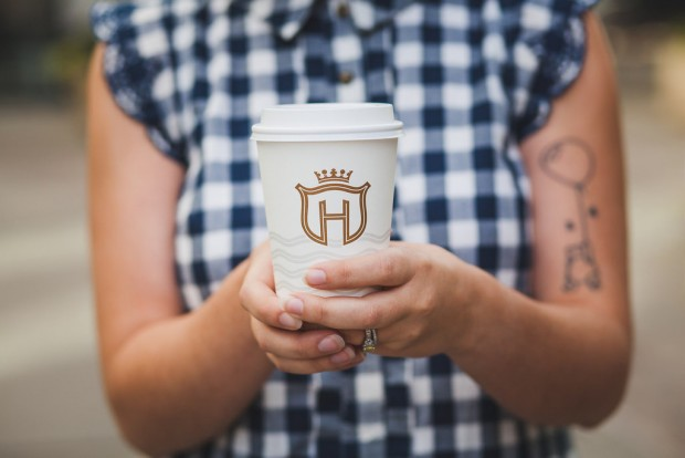 Commercial Images for Honor Coffee, Seattle, WA.