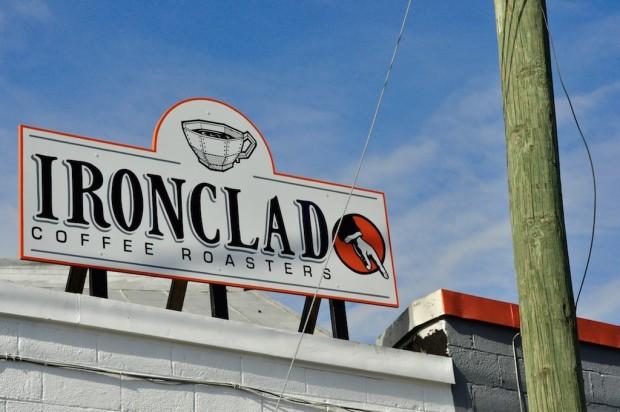 ironclad coffee richmond
