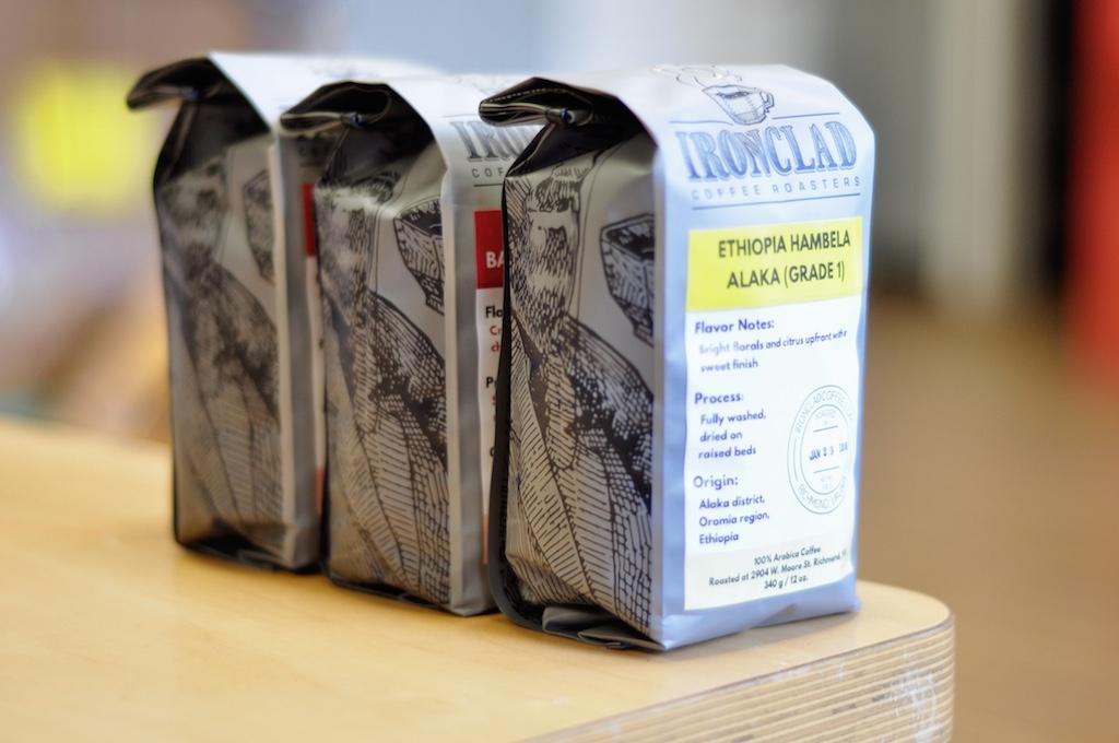 ironclad coffees