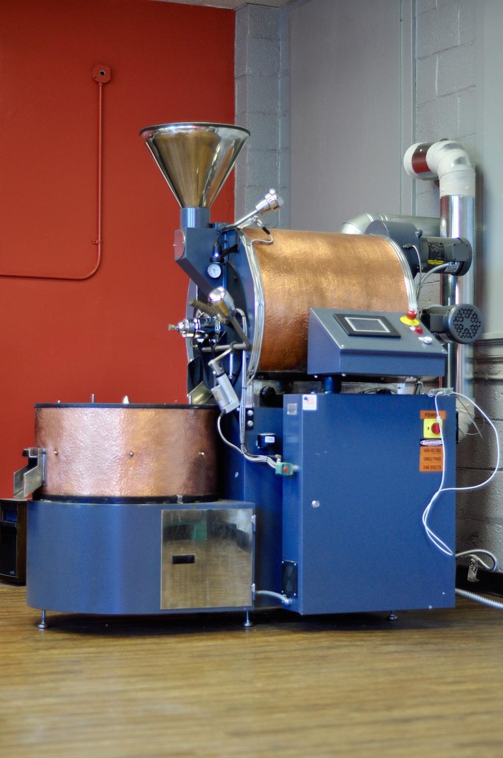 ironclad roaster