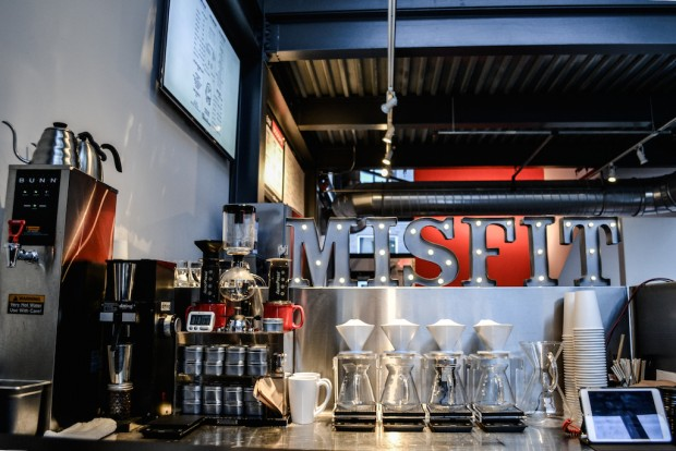 Misfit Coffee Co. Finds Minneapolis Winter Home in Izzy's Ice Cream