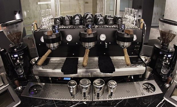 Voyager Espresso a Surreal Treat for New York's FiDi Travelers