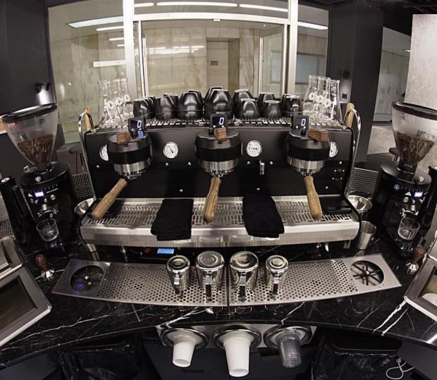 All photos courtesy of Voyager Espresso.