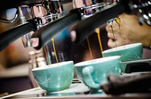 World of Coffee 2015 photo.