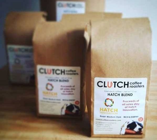 The Clutch Coffee Roasters Hatch Blend.