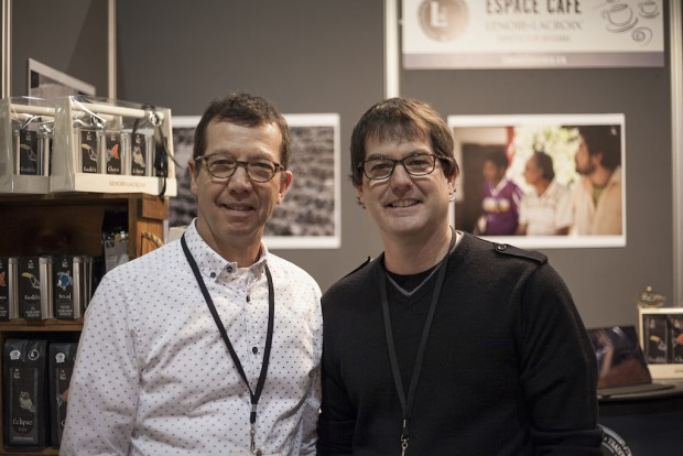 Christian and Stéphane Lacroix